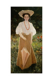 Standing Woman; Femme Debout, 1906 Giclee Print by Leo Gestel