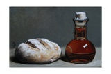 Bread with Fig Balsam, 2010 Giclee Print by James Gillick