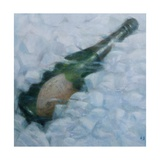 Champagne on Ice, 2012 Giclee Print by Lincoln Seligman