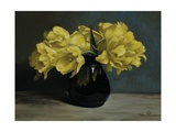 Parrot Tulips, 2010 Giclee Print by James Gillick