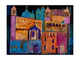 Arabian Nights, 2012 Giclee Print by Margaret Coxall