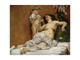Mother and Child; Mutter Und Kind, 1906 Giclee Print by Lovis Corinth