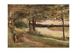 Ellisland Giclee Print by Francis S. Walker