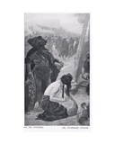 The Pottery, Illustration from 'Hutchinson's History of the Nations', c.1910 Giclee Print by Fernand Cormon