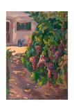 In the Vineyard, (2011) Giclee Print by Marta Martonfi-Benke