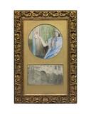 Secret-Reflet Giclee Print by Fernand Khnopff
