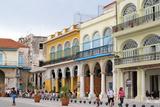 Plaza Vieja, Havana, Cuba Photographic Print