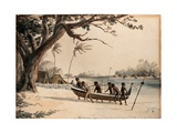 Solomon Islands, 1901 Giclee Print by William Twizell Wawn