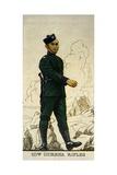 Rifleman of the 10th Gurkha Rifles, Indian Army, 1938 Giclee Print