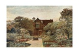 Shakespeare's Birthplace Giclee Print by Francis S. Walker