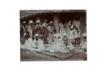 Emir of Ilorin, Nigeria, 1925 Giclee Print by C. Pilkington