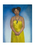 Martiniquaise, 1915 Giclee Print by Felix Edouard Vallotton