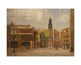 St John's Church, Clerkenwell, c.1920 Giclee Print by Rex Vicat Cole