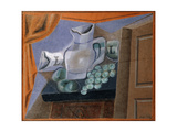 The Jar; La Jarre, 1924 Giclee Print by Juan Gris