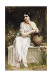 A Grecian Beauty, 1901 Giclee Print by Charles Amable Lenoir