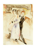 Song and Dance, 1918 Giclée-trykk av Charles Demuth