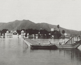 Water Palaces, Udaipur, Rajputana, 1912 Photographic Print by  English Photographer