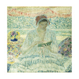 Summer Reading, 1902 Giclee Print by Frederick Carl Frieseke