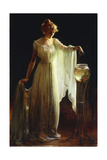 The Goldfish, 1911 Giclee Print by Charles Courtney Curran