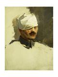 Lieutenant Jean Julien Lemordant, c. 1918 Giclee Print by Cecilia Beaux