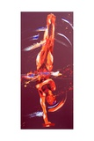 Gymnast Six, 2011 Giclee Print by Penny Warden