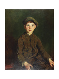 Irish Lad, 1913 Giclee Print by Robert Henri