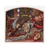 Afridi Love Giclee Print by John Byam Liston Shaw