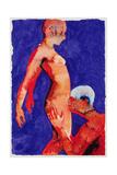 Sex, 1989 Giclee Print by Graham Dean
