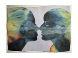 In Between, 2003-07 Giclee Print by Graham Dean