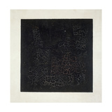 Black Square, c.1920 Giclee Print by Kasimir Malevich