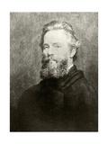 Herman Melville Giclee Print by  American School