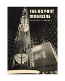 New York World's Fair, Front Cover of the 'Dupont Magazine', June 1939 Giclee Print by  American School
