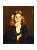 Nora, 1913 Giclee Print by Robert Henri