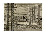 Cables, 1969 Giclee Print by Masabikh Akhunov