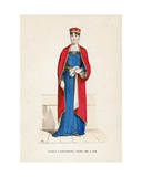 Noble, 1180-1190 Giclee Print by  French School