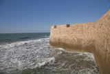 Sea Wall at Acco, Israel, 2008 Photographic Print
