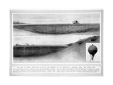 Electro-Contact Submarine Mines, from the Illustrated War News, 31st March 1915 Giclee Print by  English School