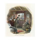 Illustration for Little Dorrit Giclee Print by Hablot Knight Browne