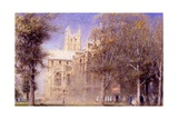 Canterbury, 1942 Giclee Print by Albert Goodwin