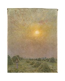 Sunset, 1911 Giclee Print by Emile Claus