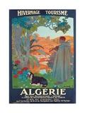 Algerie, 1921 Wydruk giclee autor Leon Georges Carre