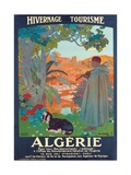 Algerie, 1921 Giclee Print by Leon Georges Carre