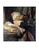 Diana Manners, Later Wife of Duff Cooper, 1st Viscount Norwich, 1919 Giclee Print by James Jebusa Shannon