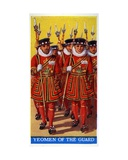 The Yeomen of the Guard. 1937 Giclee Print