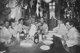 The Midwinter's Day Dinner, 22nd June 1912 Photographic Print by Edward W. Nelson