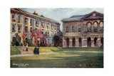 Worcester College Giclee Print by William Matthison