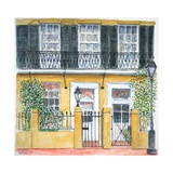 New Orleans, Dauphine St., 2008 Giclee Print by Anthony Butera