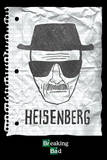 Breaking Bad - Heisenberg wanted Poster