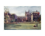 New College Giclee Print by William Matthison