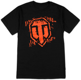 World of Tanks - Logo (slim fit) Shirts